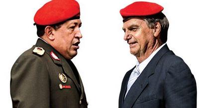 Chavismo e Bolsonarismo: duas faces da mesma moeda?