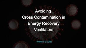 Avoiding Cross Contamination in Energy Recovery Ventilators