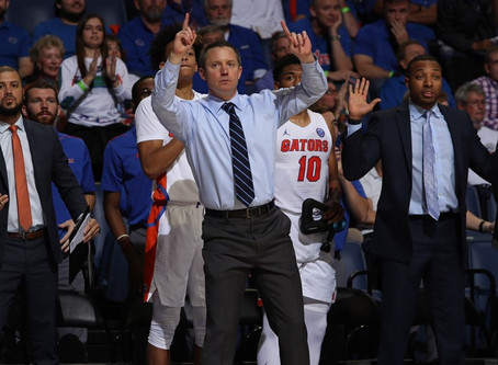 Florida Gators Basketball Is Kicking Up the Tempo For 2020