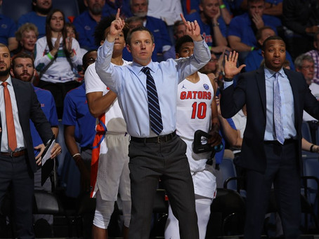 You Can Forget About Embalming the Florida Gators Basketball Program