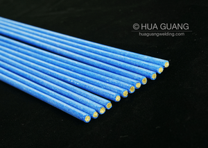 Flux-Coated Brazing Rod