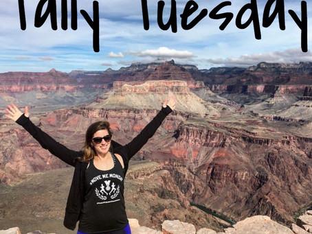 Tally Tuesday 3.12.18