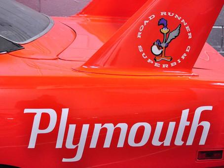 超級跑車:普利茅斯超級鳥