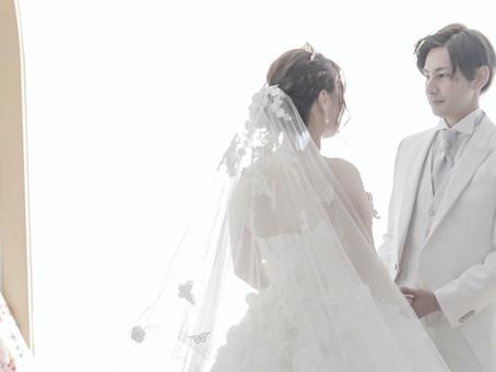 Wedding Report【モニーク コラリー】