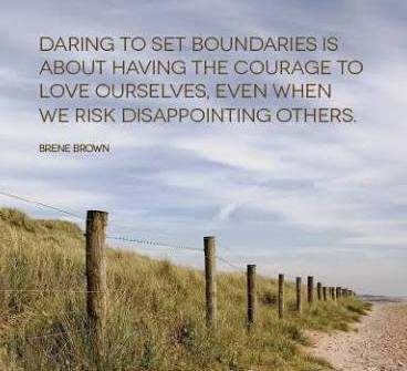 Exploring How To Build Healthy Boundaries