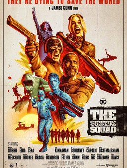 The Suicide Squad Movie Download