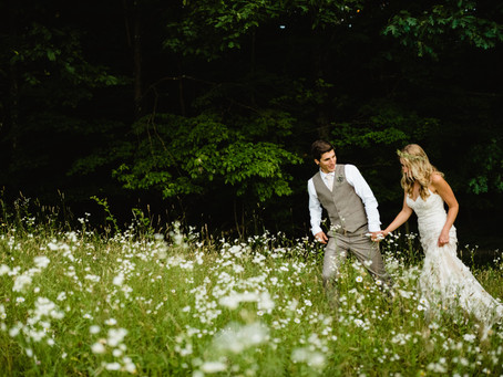 Country Wedding in Sussex, NJ