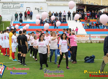 El CP Villarrobledo vestirá camiseta rosa en el partido del domingo  ante el Socuéllamos