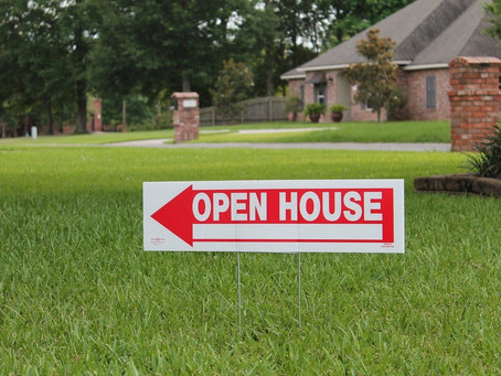 Why Should You Definitely be Going to Open Houses?