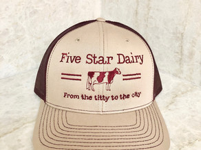 Make sure to get yourself one of these hats!