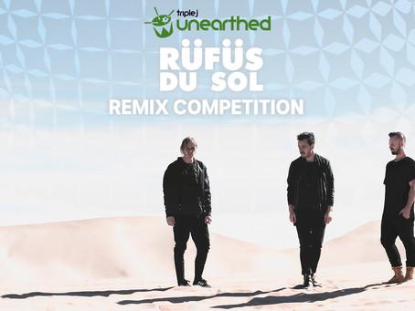 RUFUS DU SOL Remix Competition for Triple J Unearthed