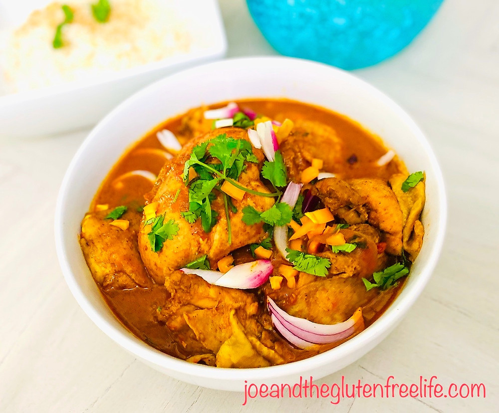 Learn how to make this aromatic, spicy, and absolutely delicious chicken curry!