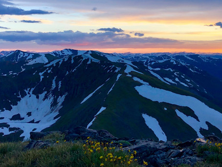 """""""Lessons from the Continental Divide Trail"""" [Part 3 of 3]: The Universal"""