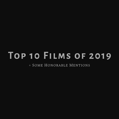 Top 10 Films of 2019