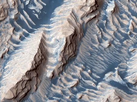 NASA Mars Photo Shows 'Bigfoot' Remains On Red Planet?