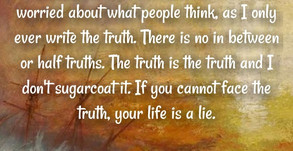 People judge...