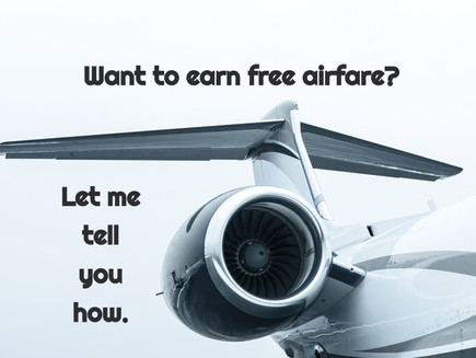 Fly free with points: save thousands of dollars, and make your travel dreams a reality!