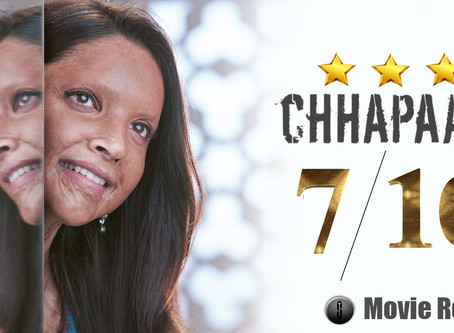 Chhapaak: Deepika's bold performance couldn't save the script
