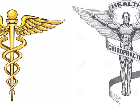 Medical Doctor vs. Doctor of Chiropractic