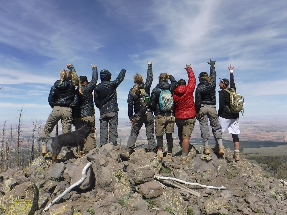 Meaningful: Therapy and Life Success Planning are integral to every adventure. Clients learn about themselves by engaging in the group process, the environment, and the Legacy program