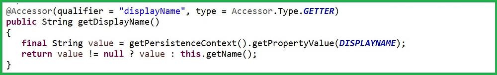 ProductModel displayNAme getter