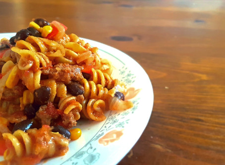 One-Pot Southwest Pasta