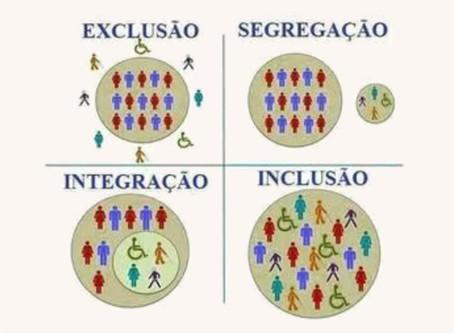 Da exclusão à inclusão: onde estamos e por onde queremos ir?
