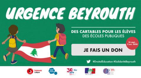 Urgence Beyrouth
