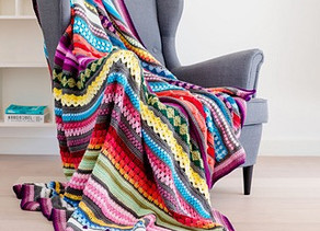 Rainbow Sampler Blanket Kits Update