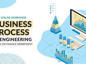 QuickReach conducts Finance Process Reengineering Online Workshop on April 24