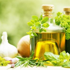 Растительные масла - их целебные свойства