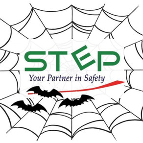 Safety's Getting Spooky!
