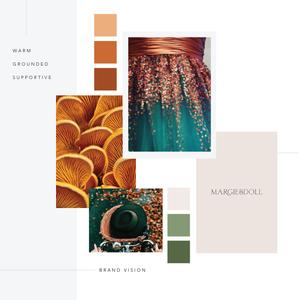 The Brand Studio Semi-Bespoke Branding | Brand Identity Design for Riverbloom Coaching