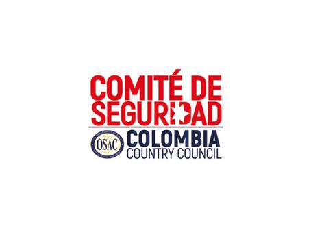 Comité de Seguridad CEA – OSAC Junio 2020