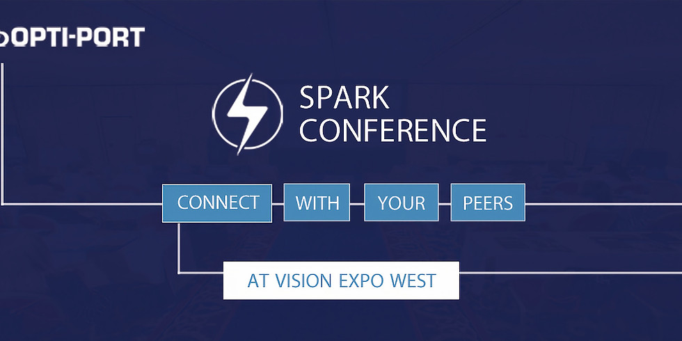 *POSTPONED* SPARK at Vision Expo West 2021