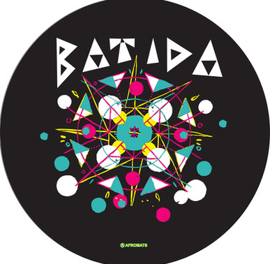 The 'Batida' Slipmat is here...An Exclusive!!!