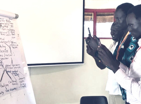 Countering hate-based violence in South Sudan