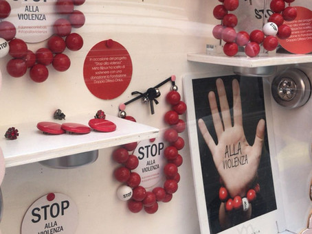 Stop alla violenza  Ballsmania®  GENOVA
