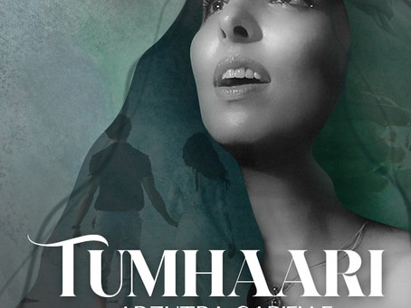 Arzutra Garielle essays heartbreak in new song 'Tumhaari'; asks fans to 'love yourself'!