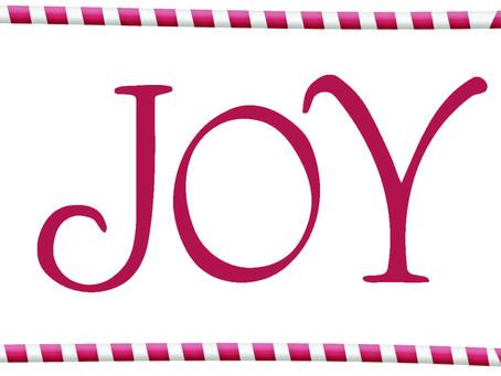 Knowing Jesus Will Bring Us Joy