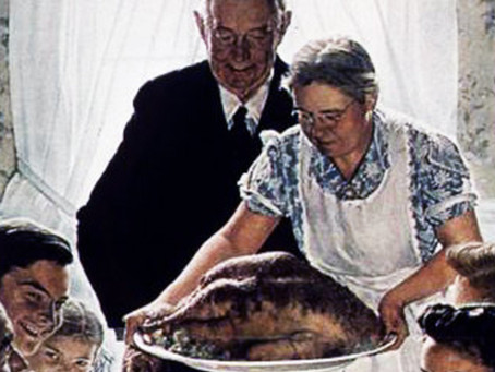 Norman Rockwell was a Liar