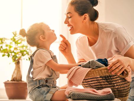 Should parents show negative emotions around their children?