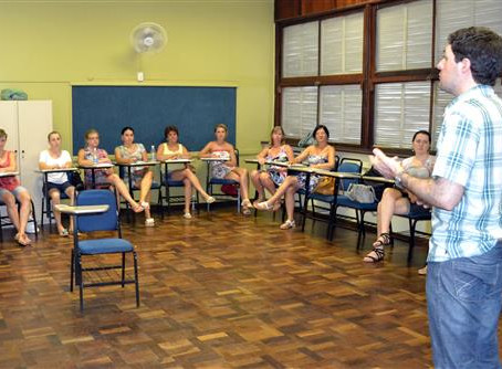 Treinamento beneficia mais 30 professores