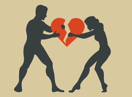 Divorce: ending the blame game