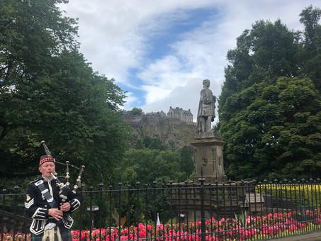 Scotland: Edinburgh Castle