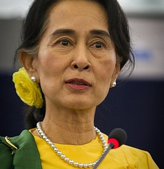 93.  Aung San Suu Kyi - The Apostle of Freedom in Myanmar and her handling of Rohingya Crisis.