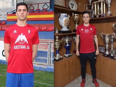El CP Villarrobledo anuncia los fichajes del brasileño Ihugner y el regreso de Aitor Asensio