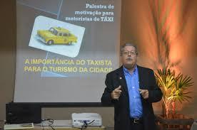 José Cestari: o melhor taxista do Brasil palestra para os profissionais do setor