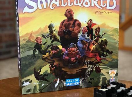 Revisiting: Smallworld 🗺