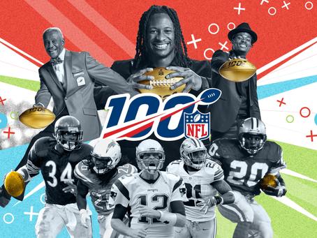 O NFL, vesolju in sploh vsem